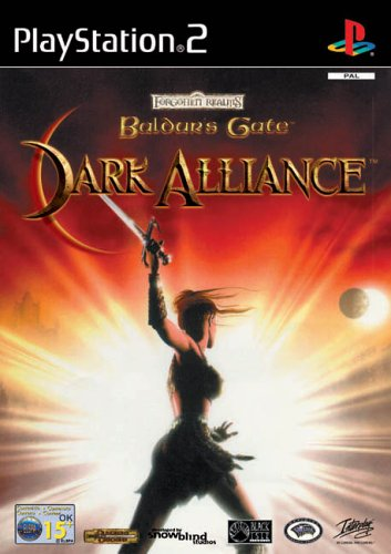 Baldurs Gate Dark Alliance Ps2 Uk