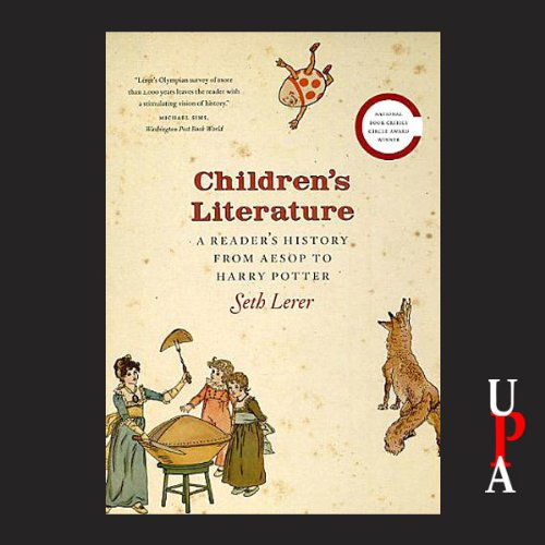 Children's Literature Audiobook By Seth Lerer cover art