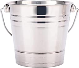 Ice Bucket Wijnkoelmachine-emmer - geïsoleerde wijnkoeler/champagne-emmer koper - past voor Isolatie en duurzaam (Size : 2L)
