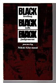 Best black feeling black talk black judgement Reviews