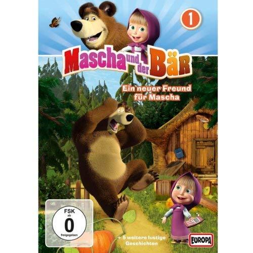 Mascha und der Bär, Vol. 1 - Ein neuer Freund für Mascha