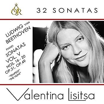 Beethoven 32 Sonatas Vol. V