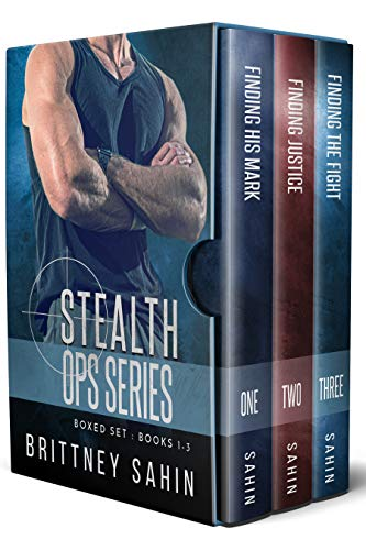 Stealth Ops Series Box Set: Books 1-3 (English Edition)