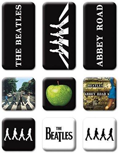Abbey Road Mini Fridge Magnets by Beatles