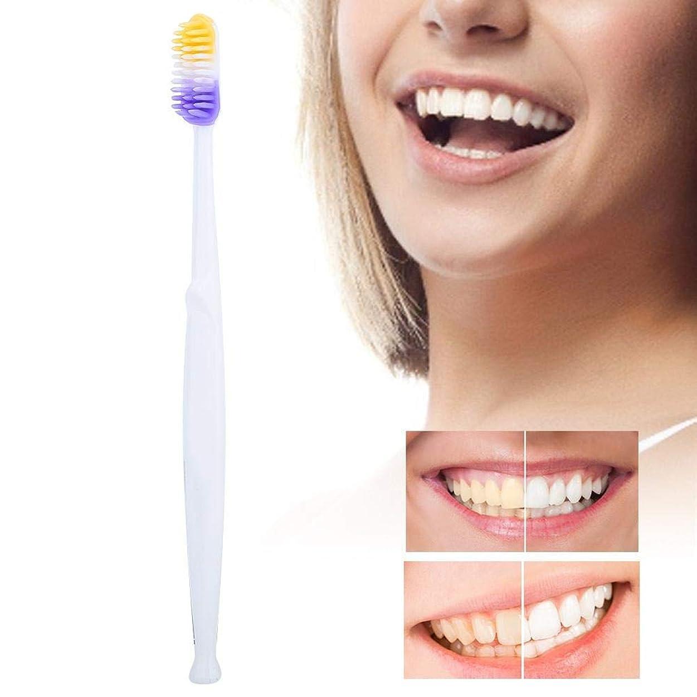 急流滝ストレッチ歯ブラシ、妊娠中の産後の女性のオーラルケア用具のためのシリコーンの柔らかい毛の歯ブラシのクリーニングの歯ブラシ