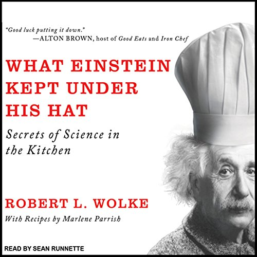 What Einstein Kept under His Hat cover art