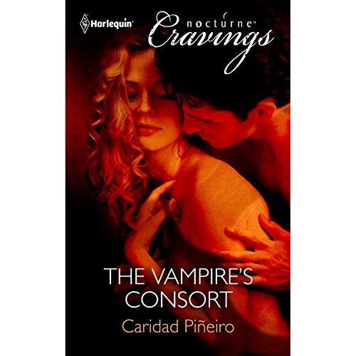 The Vampire's Consort cover art