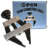 PGN - Roller Chain Connecting Puller Holder Tool for Chain Size # 25 35 40 41 50 60 420 415 415H 428H 520 530#