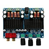 WINGONEER® TPA3116 2x50W + 100W 2.1 Dual Channel Power Amplifier Amplificador de Canales Digitales Potencia del subwoofer Junta DC 12V-26V