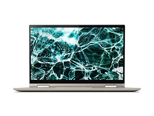 Lenovo Yoga C740 Laptop 35,6 cm (14 Zoll, 1920x1080, FHD, WV, Touch, entspiegelt) Slim Convertible Notebook (Intel Core i5-10210U, 8GB RAM, 512GB SSD, Intel UHD-Grafik, Win10) champ. + Premium Care