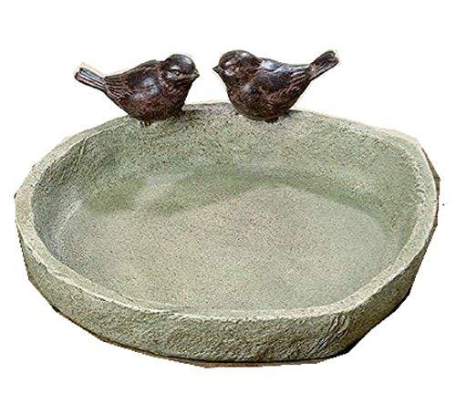Boltze Vogeltränke D21cm braun Kunstharz (Voegel)
