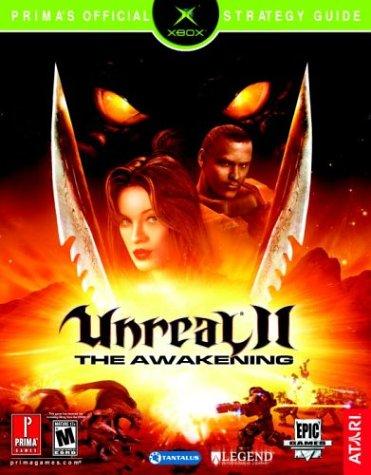 Unreal II the Awakening Xbox