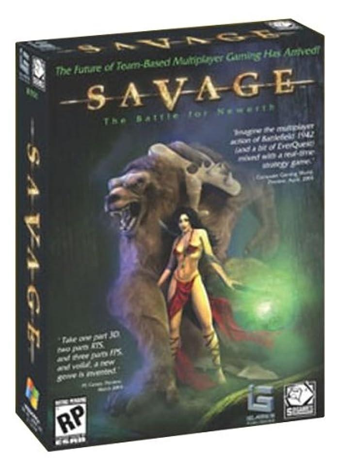 破裂スキャンダラス干し草Savage: The Battle for Newerth (輸入版)