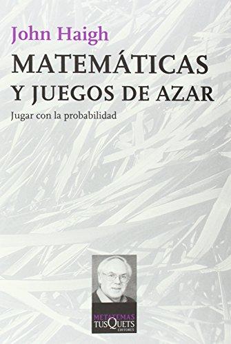 ebook Matemáticas y juegos de azar