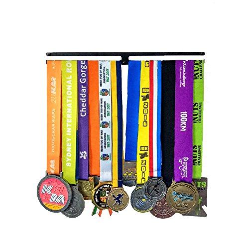 JIN Sportmarathon-Trophäenmedaillen, die Kindermedaillen-Athletengeschenke hängen, die Vatertags-Geburtstags-Jahrestags-Marathon-Halbweg-Geschenke des Vatertags-Valentinstag-Vatertags Läufer-Frauen I