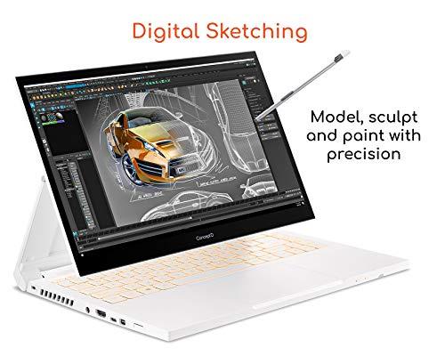 Compare Acer ConceptD 3 Ezel CC314-72G (NX.C5HEK.001) vs other laptops