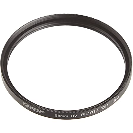 Tiffen 58UVP 58mm UV Protection Filter