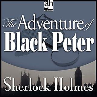 The Adventure of Black Peter audiobook cover art