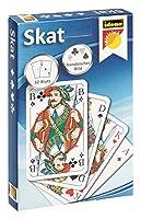 Jeu de cartes pour trois à quatre personnes avec 32 cartes, la main française classique se compose des quatre couleurs suivantes : trèfle, pique, cœur ou rouge et carreau ; chacune avec les cartes sept, huit, neuf, dix, valet, reine, roi et as Les ca...