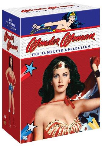 Wonder Woman: Complete Series Collection (11 Dvd) [Edizione: Stati Uniti]