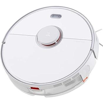 EBS S5 Max Robot Aspirador húmedo y seco Xiaomi 290ml tanque de agua - Blanco: Amazon.es: Hogar