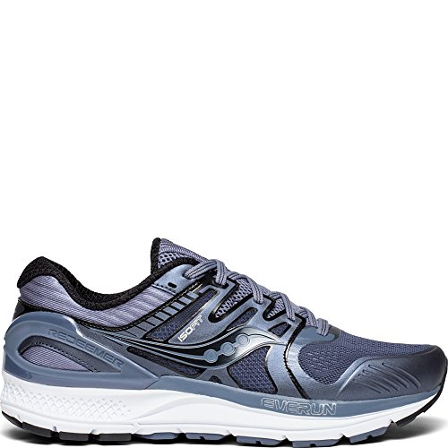 Saucony Redeemer ISO 2 Wide Men 9.5 Grey | Black