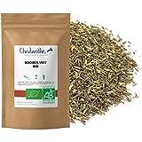 Rooibos verde BIO 200 g - sin teína y no fermentado - bolsa biodegradable