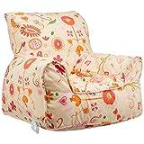 【Amazon.co.jp限定】 lelbys(レルビーズ) 子供用ソファ、椅子 マルチカラー 1歳~