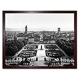 Wee Blue Coo Karlsruhe General View Baden German Old BW Art