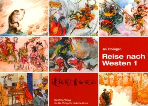 Reise nach Westen 1 (Reise nach Westen, #1) by Wu Ch'eng-en(1905-06-27)