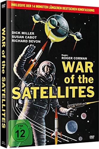 War of the Satellites-Limited Mediabook