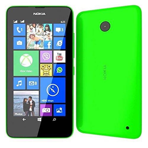 Nokia Lumia 630 Smartphone Libre 3G+ (Pantalla de 4,5 Pulgadas, 8 GB, SIM Simple, Windows), Color Verde: Amazon.es: Electrónica