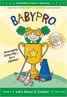 BabyPro: Let's Dance & Tumble! Volume 3: Cheerleading - Dance - Gymnastics (2005)