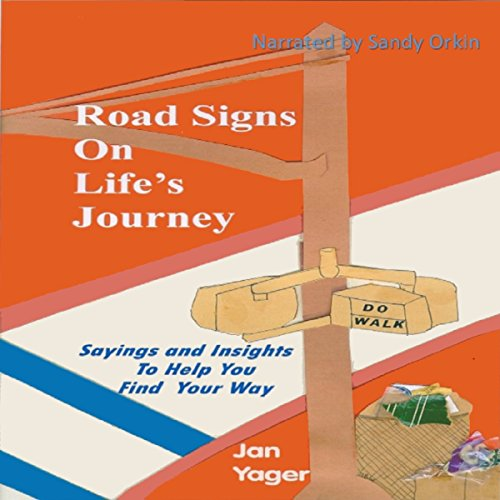 Road Signs on Life's Journey audiobook cover art