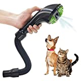 Vacuum Cleaner Pet Hair Brush Grooming,Groom Tool,Nozzle Attachment Tool for dog Teddy cat,Inter diameter: 32mm(1.25inch)