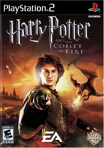 Harry Potter and the Goblet of Fire - PlayStation 2