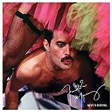 Never Boring von Freddie Mercury