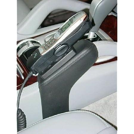 Kuda 089030 Halterung Echtleder Schwarz Für Porsche Elektronik