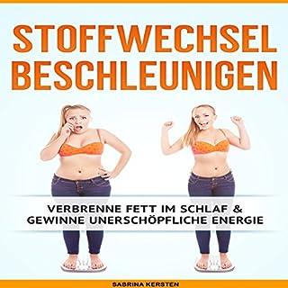 Stoffwechsel Beschleunigen Titelbild