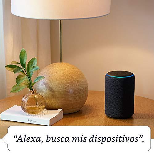 Amazon Echo Plus (2.ª generación) - Sonido de alta calidad y controlador de Hogar digital integrado