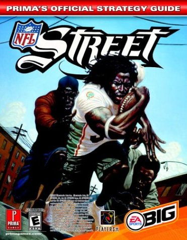 NFL Street: The Official Strategy Guide (Prima