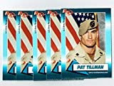 5) Pat Tillman 2004 Rookie Review #95 U.S. Army Rangers Card PGI 10. rookie card picture