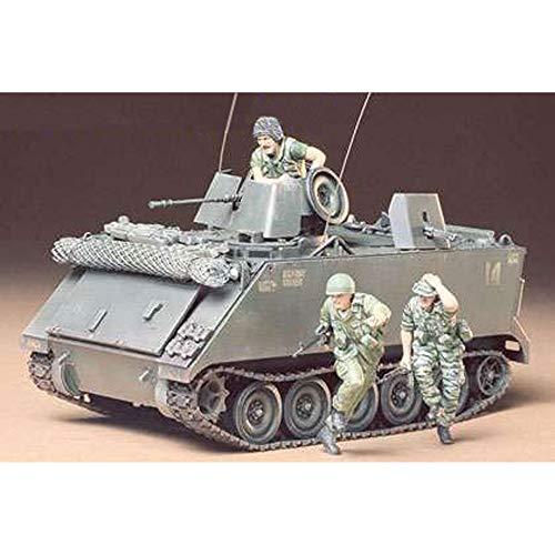 1/35 ミリタリーミニチュアシリーズ M113ACAV装甲騎兵強襲車