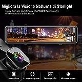Zoom IMG-1 dash cam wimius doppia telecamera