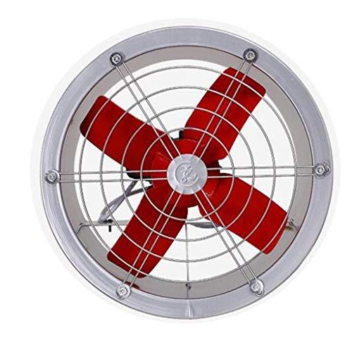 Apparecchiature di ventilazione idroponica Aspiratori Ventilazione estrattore Ventilatore di scarico potente cilindrica ventilatore di flusso assiale (con Net) mandrino Revolutions (RPM): 1350, Diamet