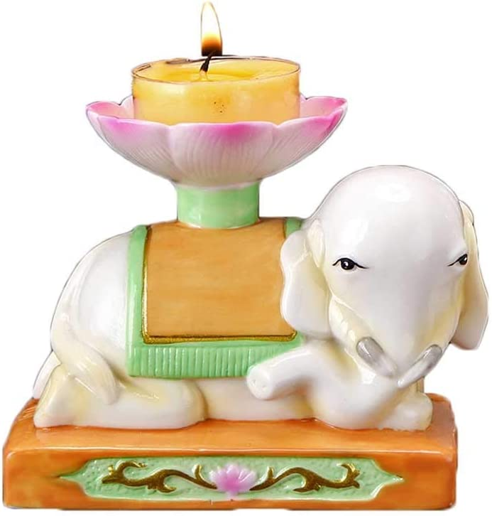 GOOZT Home Interior for Mesa Mall Buddha Ranking TOP9 Thai Lotus Shelf Lamp Candlestick