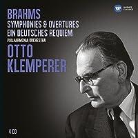 Otto Klemperer- Brahms: Symphonies / Overtures / Deutsches Requiem (2014-09-03)