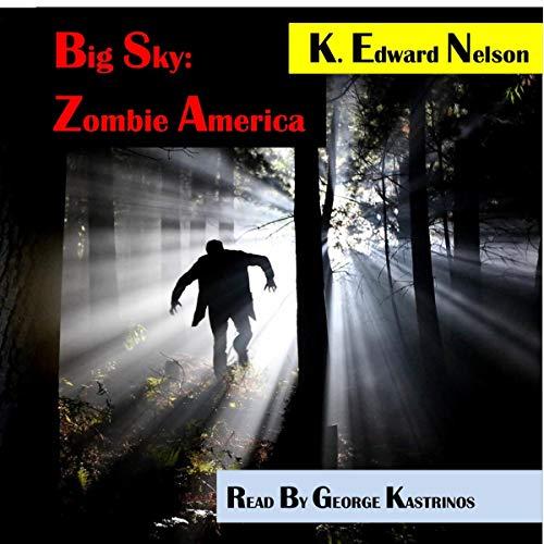 Big Sky: Zombie America audiobook cover art