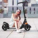 preview Kids/Adult Scooter with 3 Seconds Easy-Folding System
