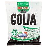 Golia Farfallina Caramelle Gommose Morbide al Gusto di Liquirizia, Senza Glutine, Busta da...